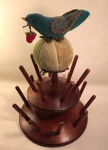 Deborah Hartwick - Sewn Art - Doylestown PA Traditional Artisan Show