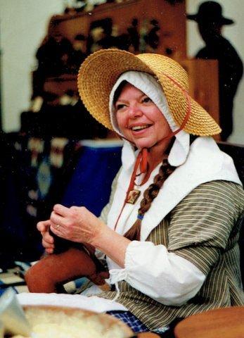Debbie Jarrett - Doylestown Traditional Artisan Show