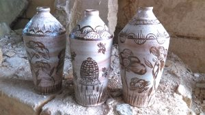 Brenda Heindl - Stoneware - Bedminster Traditional Artisan Show - Doylestown PA